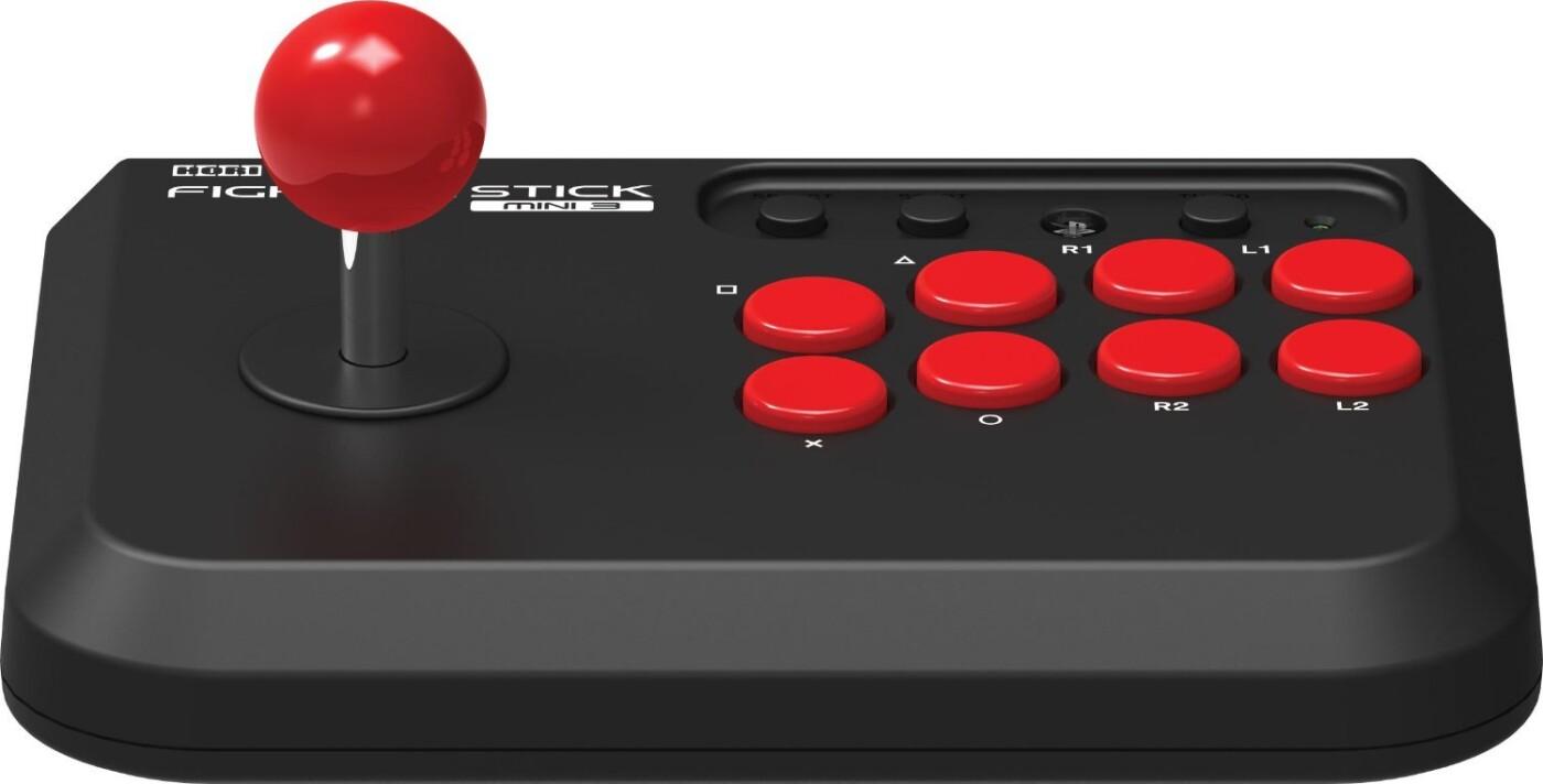 Image of   Playstation 4 - Mini Fighting Stick / Joystick - Hori