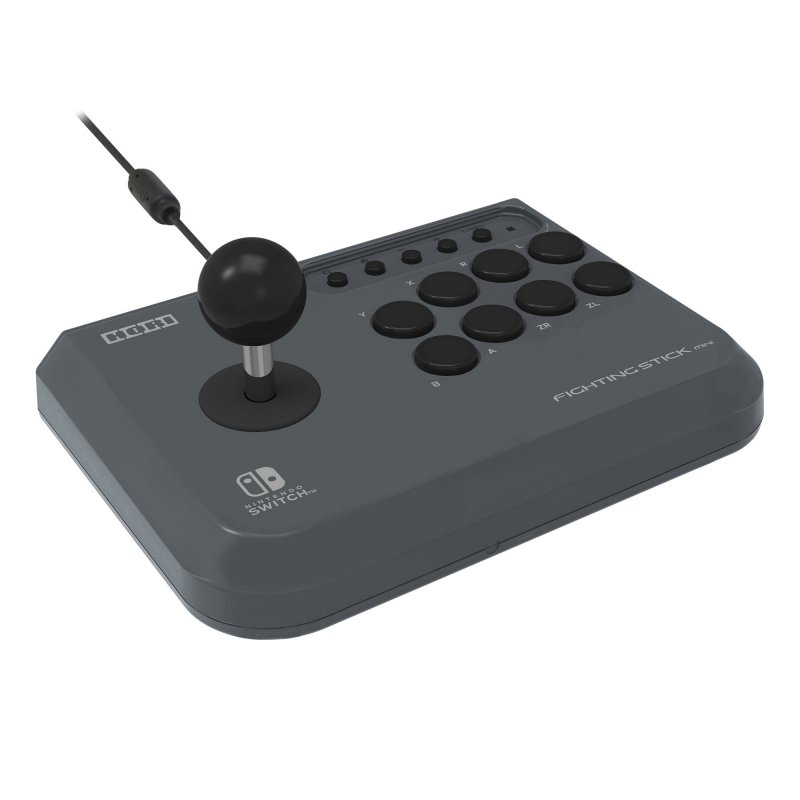 Image of   Nintendo Switch Controller - Hori Fighting Stick Mini