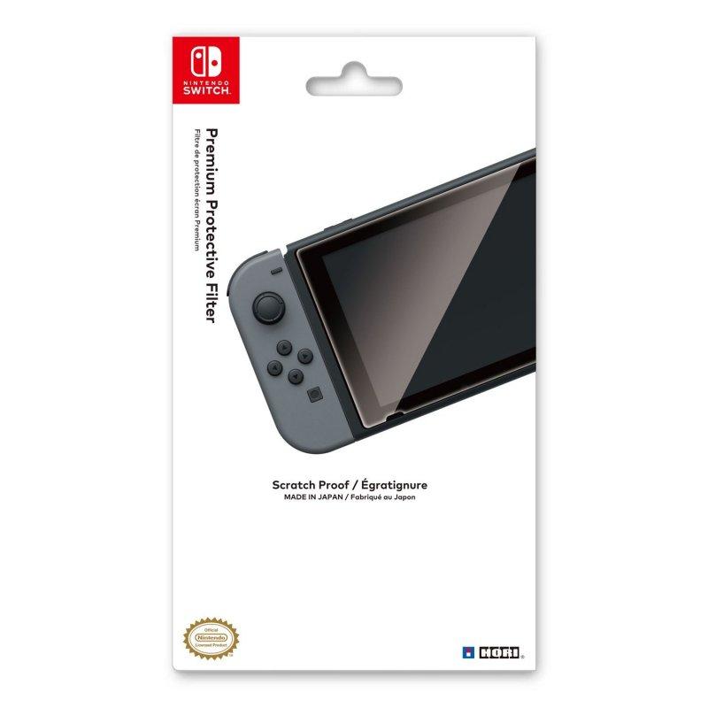 Image of   Hori - Nintendo Switch Skærmbeskyttelse - Premium