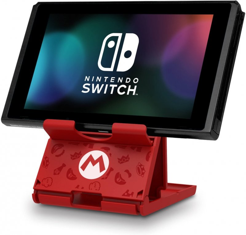 Image of   Hori Nintendo Switch Compact Playstand Stander - Mario
