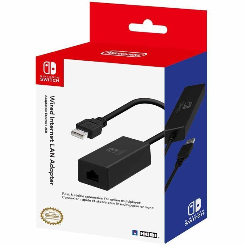 Image of   Nintendo Switch Lan Adapter - Hori