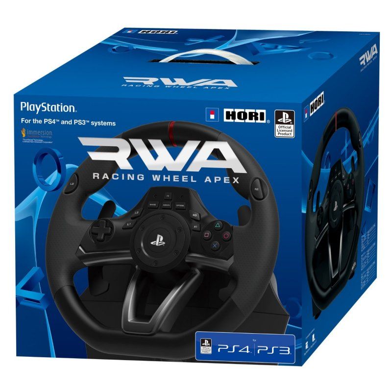 Image of   Hori Apex Racing Wheel