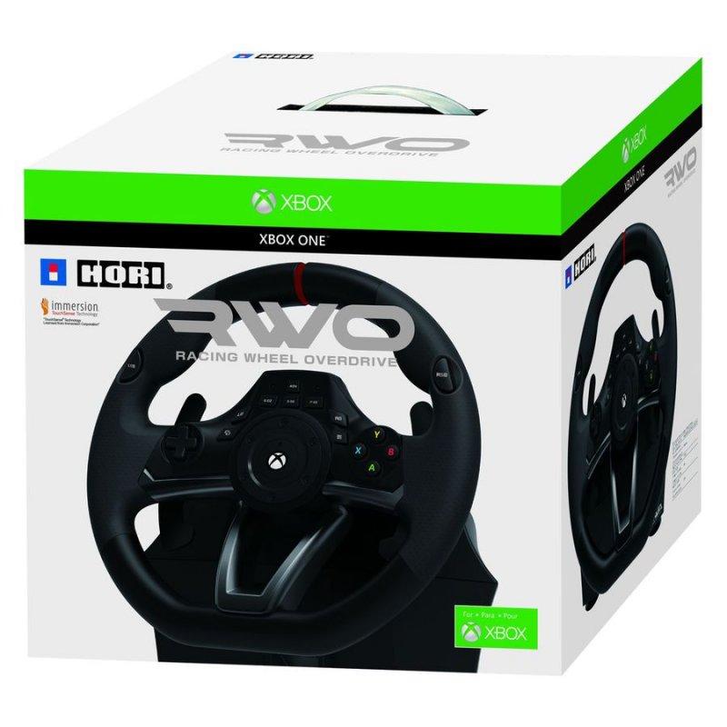 Billede af Rat Til Xbox One - Hori Racing Wheel Overdrive