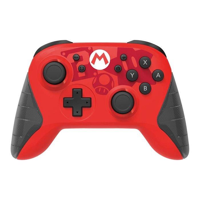 Image of   Hori Trådløs Nintendo Switch Pro Controller - Mario