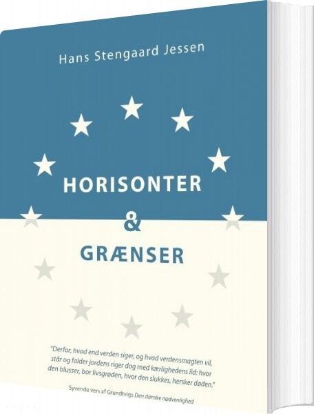 Image of   Horisonter Og Grænser - Hans Stengaard Jessen - Bog