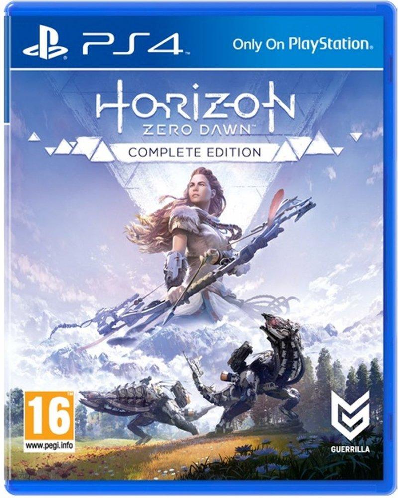 Image of   Horizon: Zero Dawn - Complete Edition (nordic) - PS4