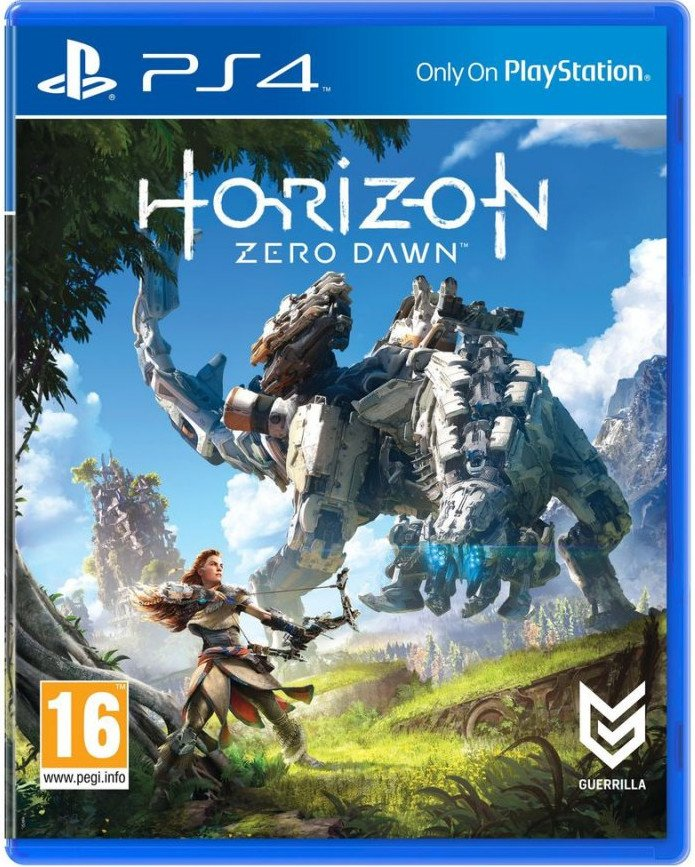 Horizon: Zero Dawn (bundle Edition) - PS4