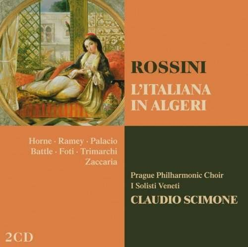 Image of   Battle - Rossini: L Italiana In Algeri - CD