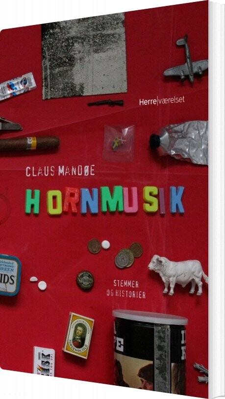 Hornmusik - Claus Mandøe - Bog