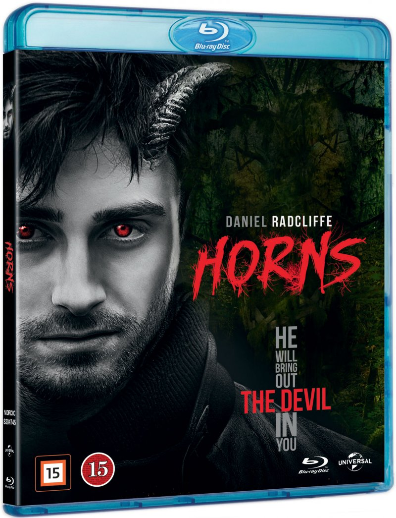 Image of   Horns - Blu-Ray
