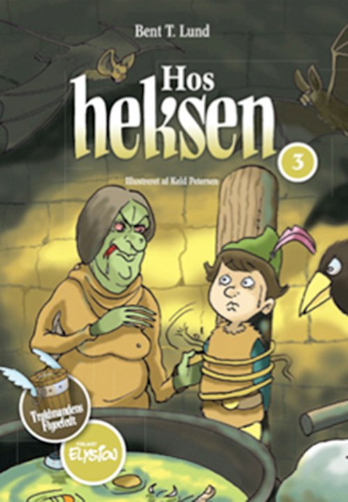 Image of   Hos Heksen - Bent T. Lund - Bog
