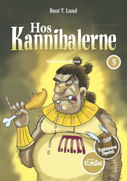 Image of   Hos Kannibalerne - Bent T. Lund - Bog