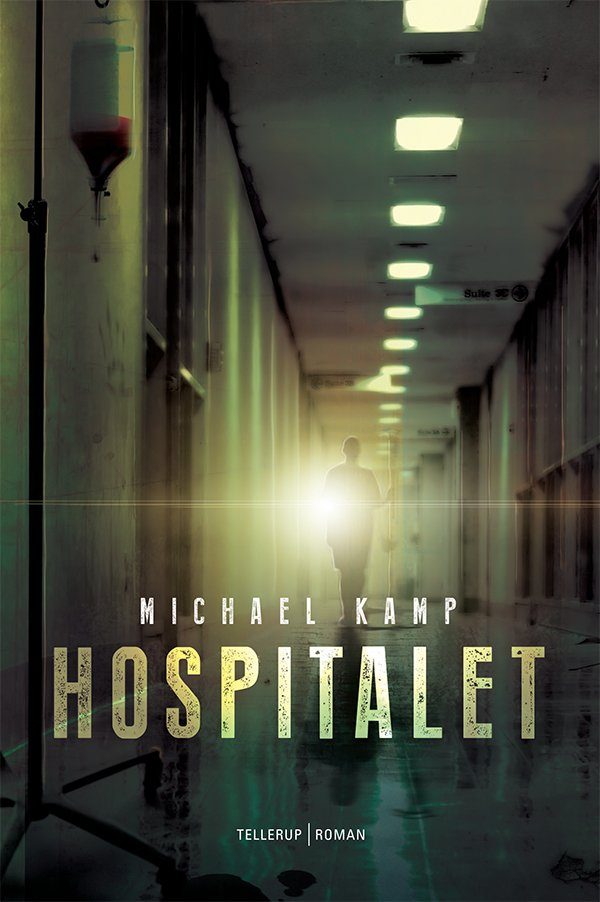 Hospitalet - Michael Kamp - Bog