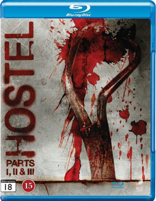 Image of   Hostel 1 // Hostel 2 // Hostel 3 - Blu-Ray
