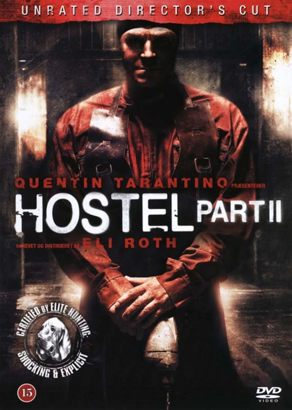 Hostel 2 - Unrated Directors Cut - DVD - Film