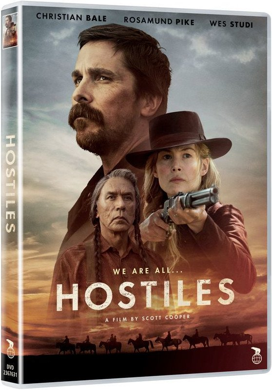 Hostiles - 2017 - DVD - Film