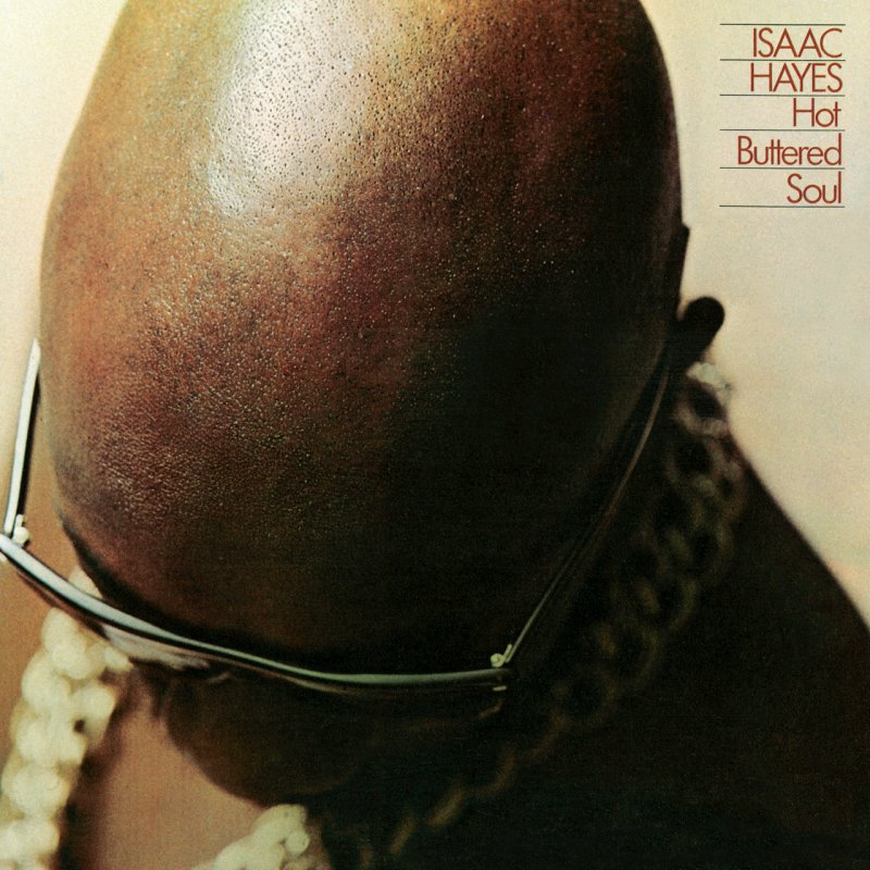 Isaac Hayes - Hot Buttered Soul - Vinyl / LP