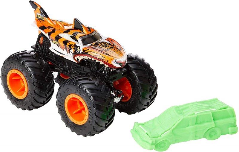 Hot Wheels - Monster Truck - Str. 1:64 - Shark Wreak ...