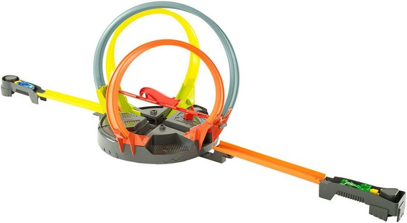 Hot Wheels Roto Revolution Set Legetøjs Racerbane