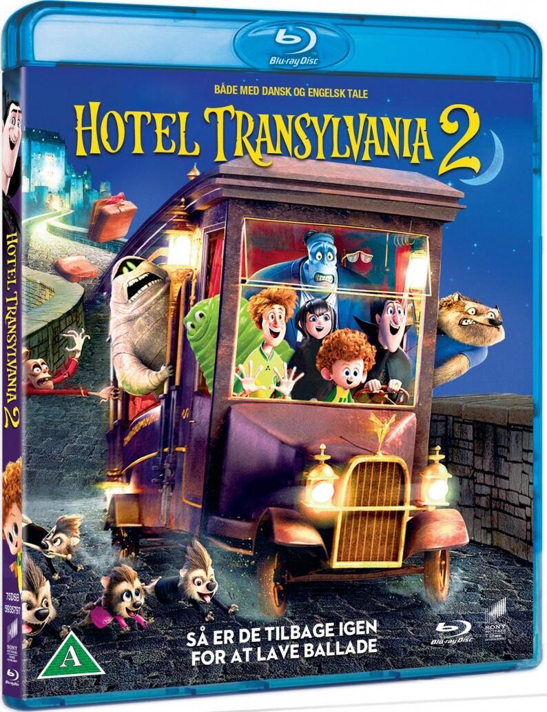 Image of   Hotel Transylvania 2 - Blu-Ray