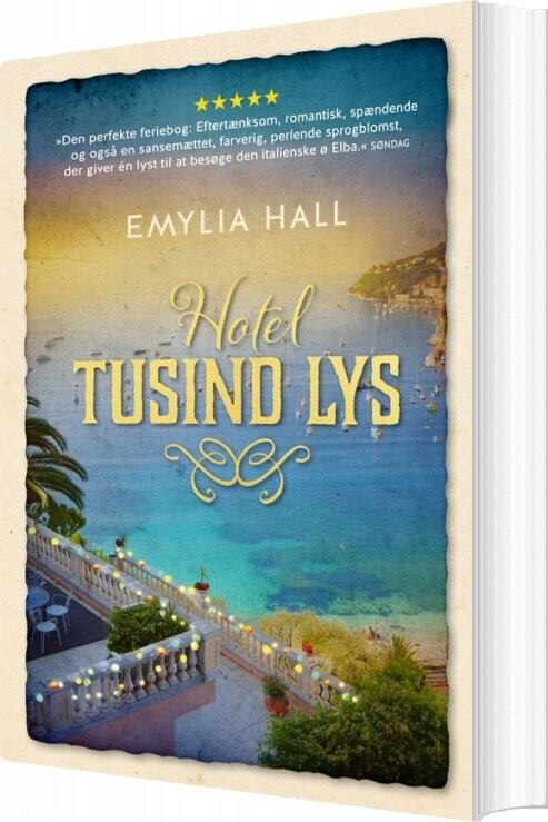 Hotel Tusind Lys - Emylia Hall - Bog