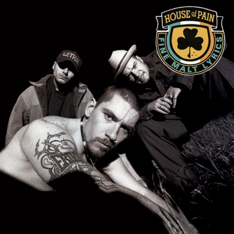 House Of Pain - Fine Malt Lyrics - Vinyl / LP