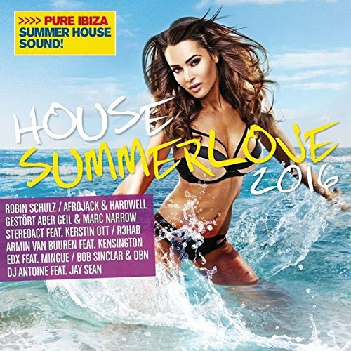 Image of   House Summerlove 2016 - CD