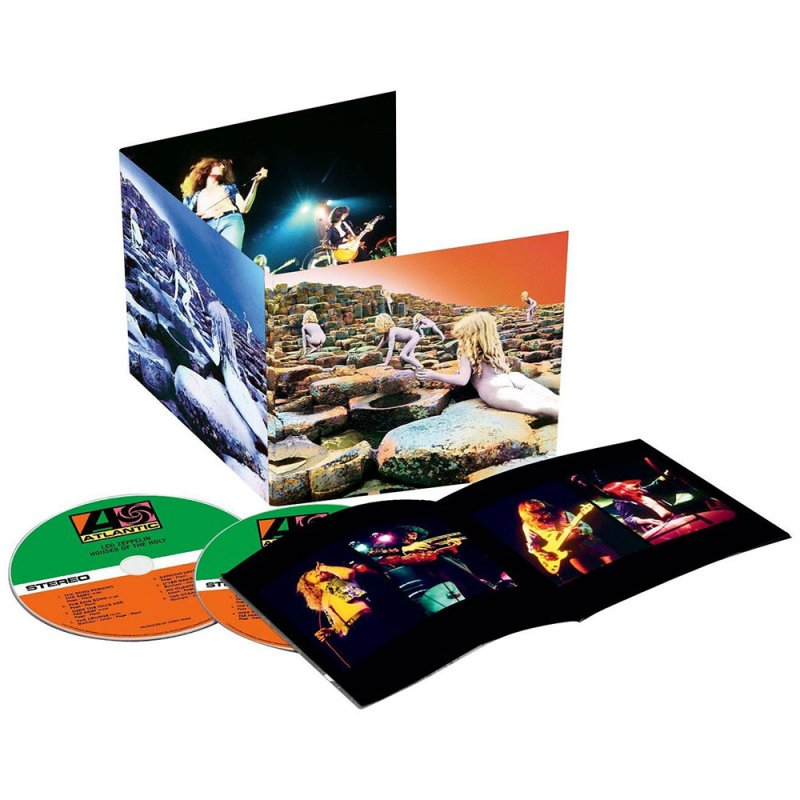 Image of   Led Zeppelin - Houses Of The Holy - Deluxe Edition - CD