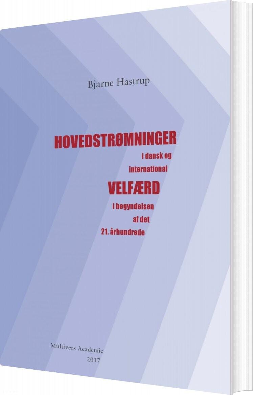 Image of   Hovedstrømninger - Bjarne Hastrup - Bog