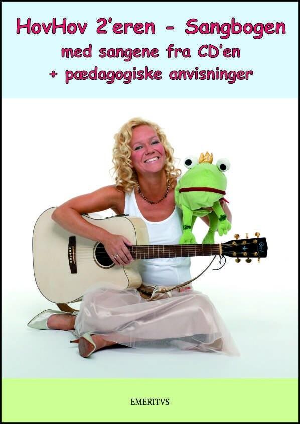 Image of   Hovhov 2eren - Sangbogen - Anneo - Bog