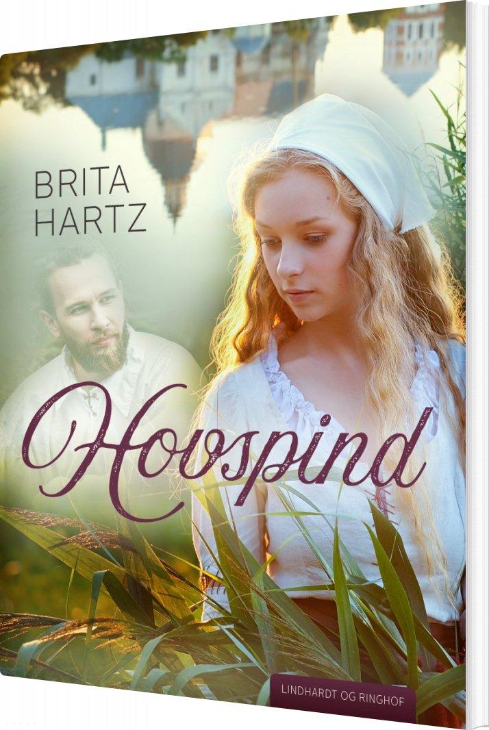 Hovspind - Brita Hartz - Bog