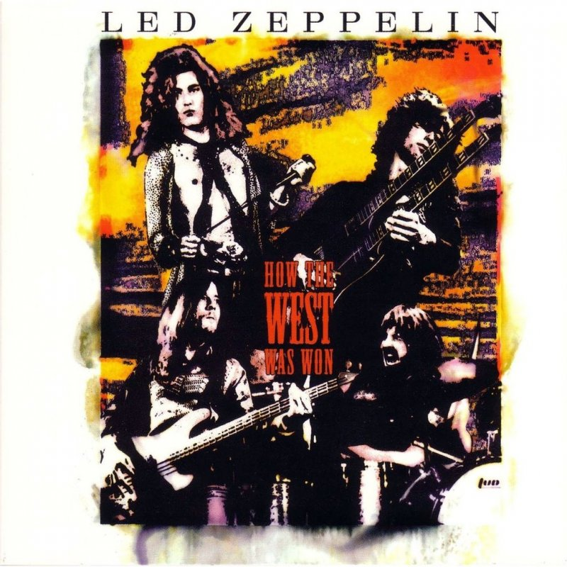 Led Zeppelin - How The West Was Won - Vinyl / LP