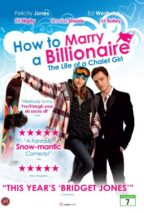 How To Marry A Billionaire / Chalet Girl - DVD - Film