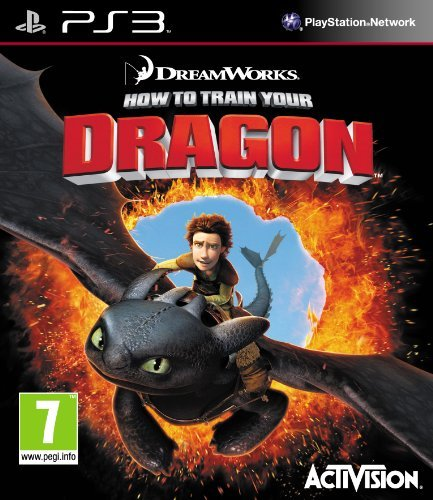 Image of   How To Train Your Dragon - PS3