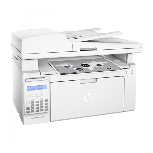 Image of   Hp Hewlet Packard Laserjet Pro Mfp - Multifunktionsprinter - M130fn