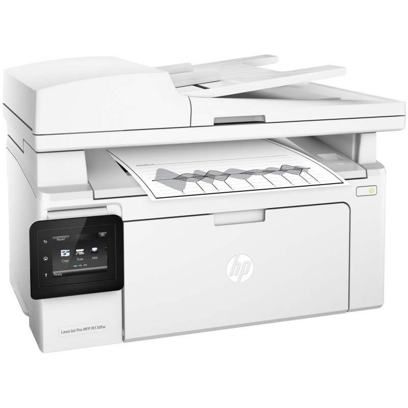 Image of   Hp Hewlet Packard Laserjet Pro Mfp - Multifunktionsprinter - M130fw