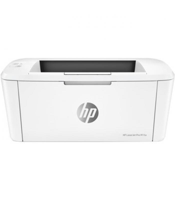 Image of   Hp Hewlett Packard Laserjet Pro Printer M15a - Sort Hvid Print