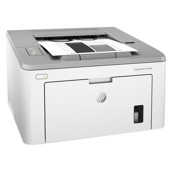 Image of   Hp Laser Printer - Monochrome 1200 Dpi Wifi Lan 28ppm - M118dw