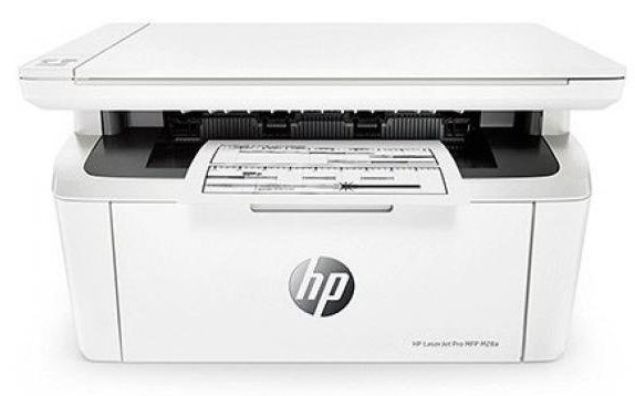 Image of   Hp Laserjet Pro M28a - Mfp Printer, Scanner Og Kopimaskine