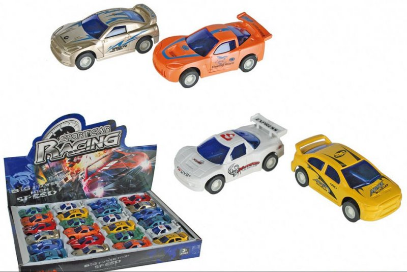 Image of   Legetøj Racerbil
