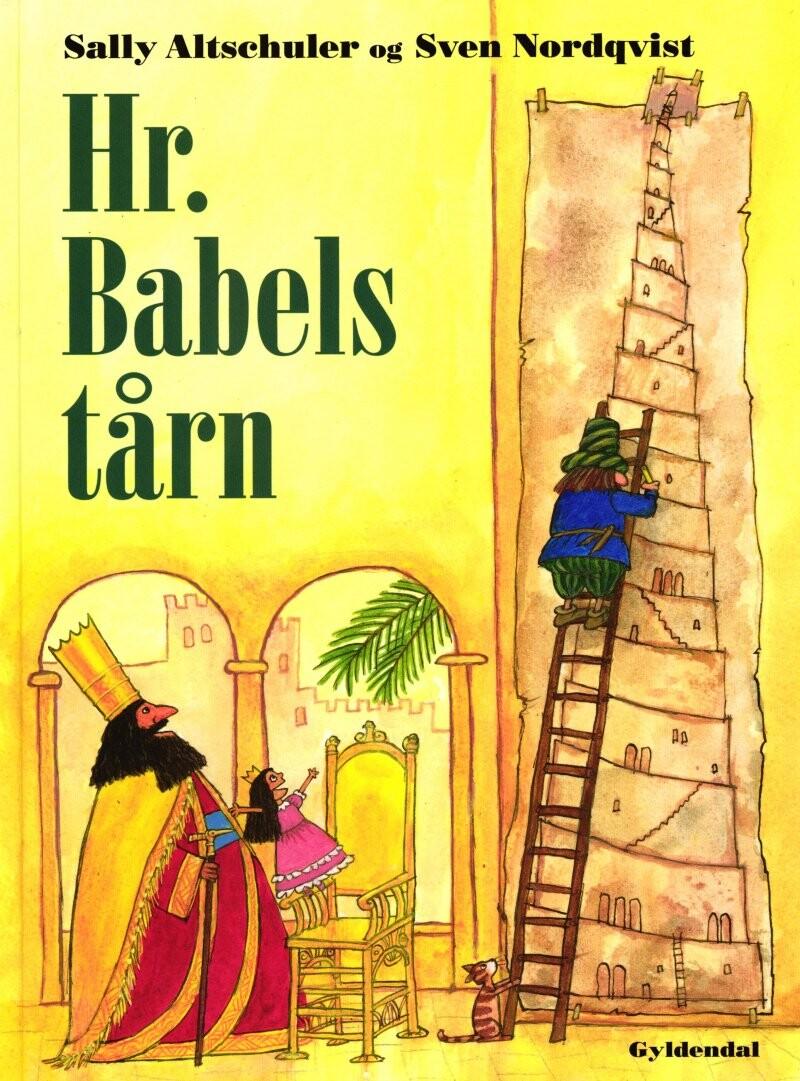 Image of   Hr. Babels Tårn - Sally Altschuler - Bog