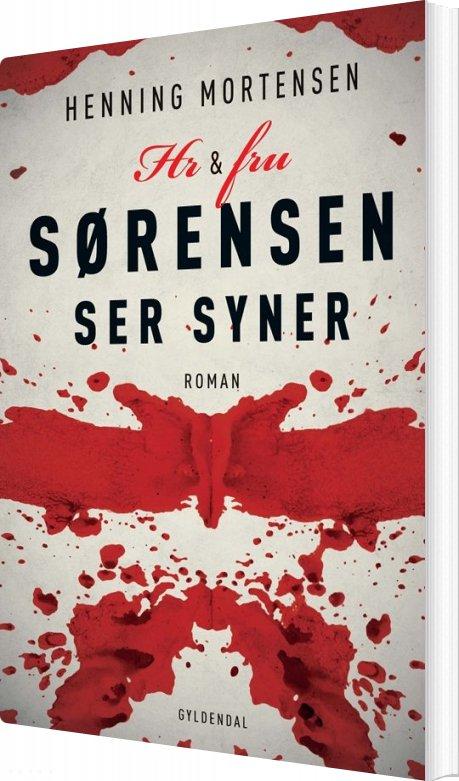 Image of   Hr. & Fru Sørensen Ser Syner - Henning Mortensen - Bog