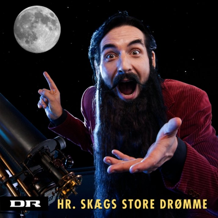 Hr. Skægs Store Drømme - CD