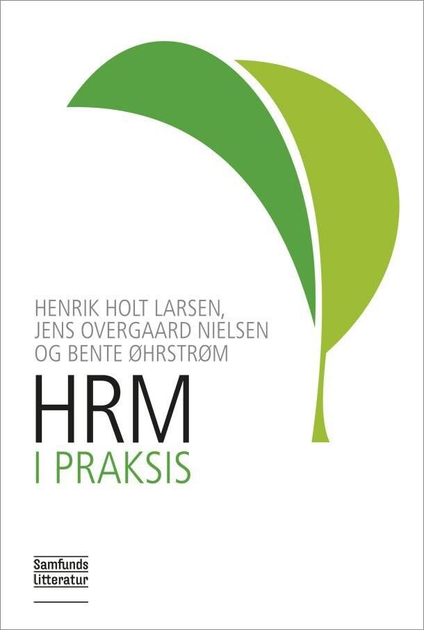 Image of   Hrm I Praksis - Henrik Holt Larsen - Bog