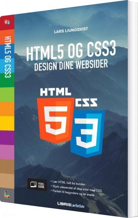 Image of   Html5 Og Css3 - Lars Ljungqvist - Bog