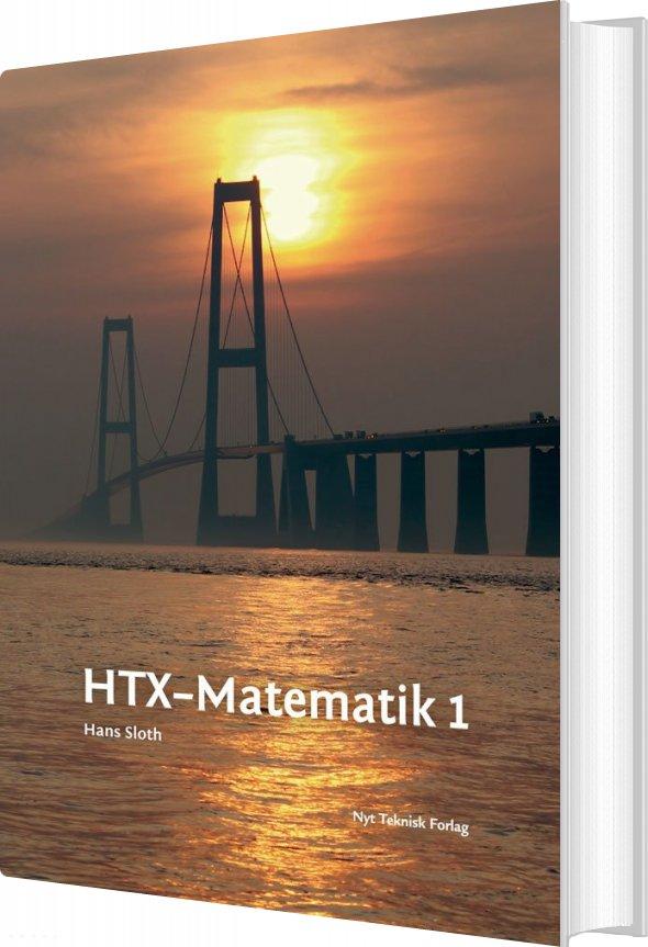 Image of   Htx-matematik 1 - Hans Sloth - Bog