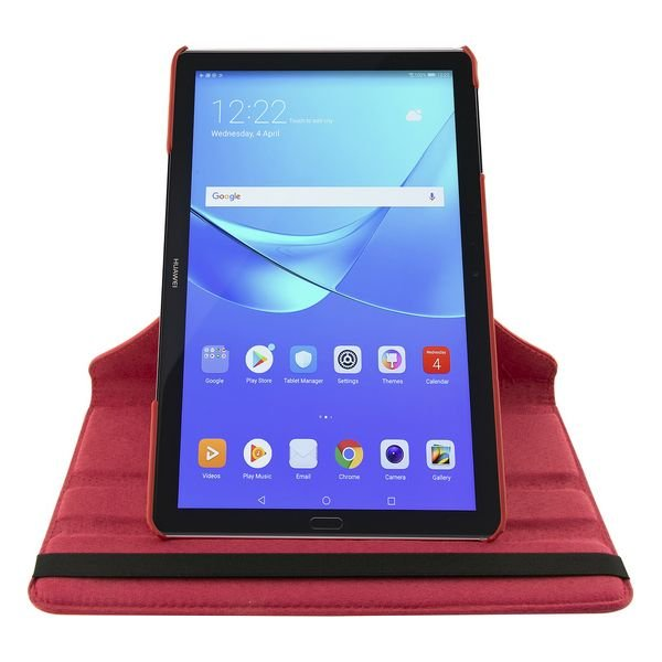 "Image of   Huawei M5 - Tablet Cover - 10,8"" - Blå"