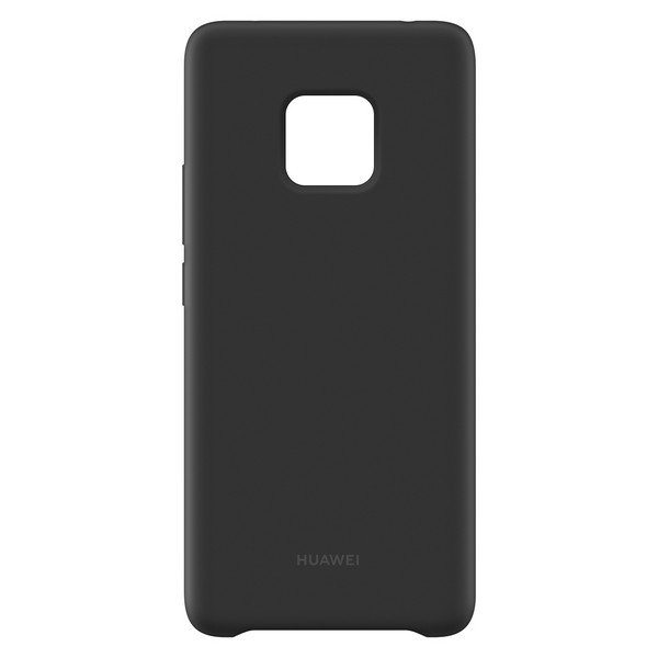 Image of   Huawei Mate 20 Pro - Silikone Cover - Sort