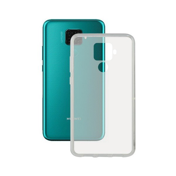 Image of   Huawei Mate 30 Lite - Cover - Gennemsigtig
