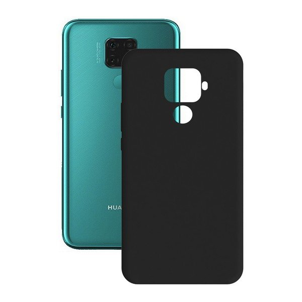 Image of   Huawei Mate 30 Lite - Cover - Sort